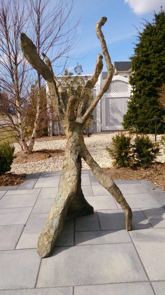 Driftwood Inferno I Sculpture