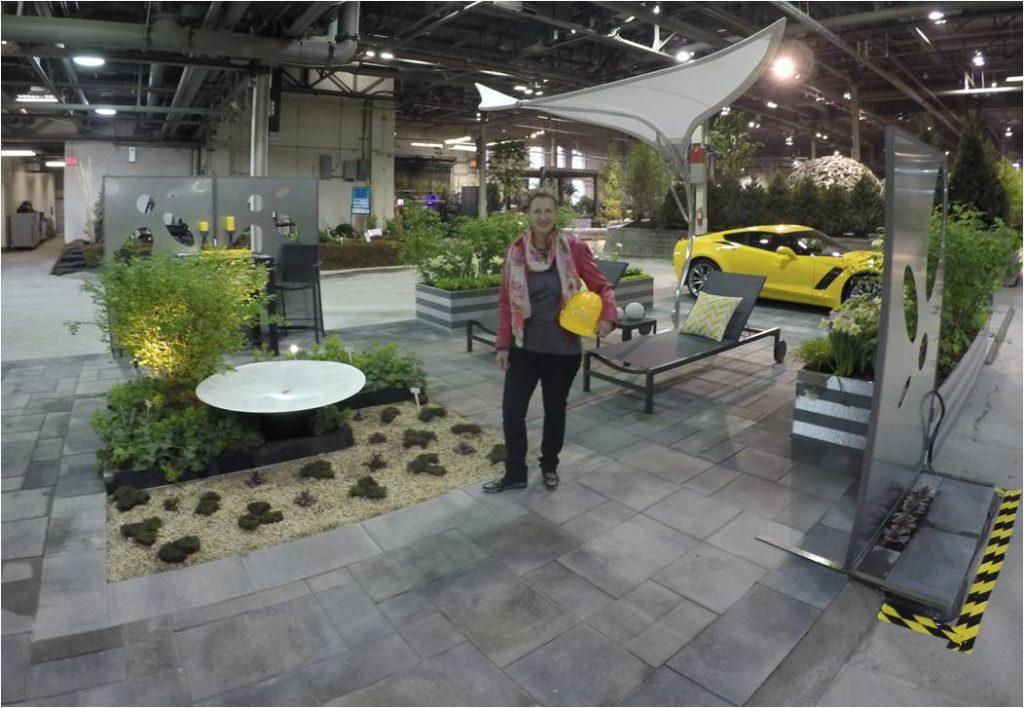 Stingray Garden Designer Julie Moore