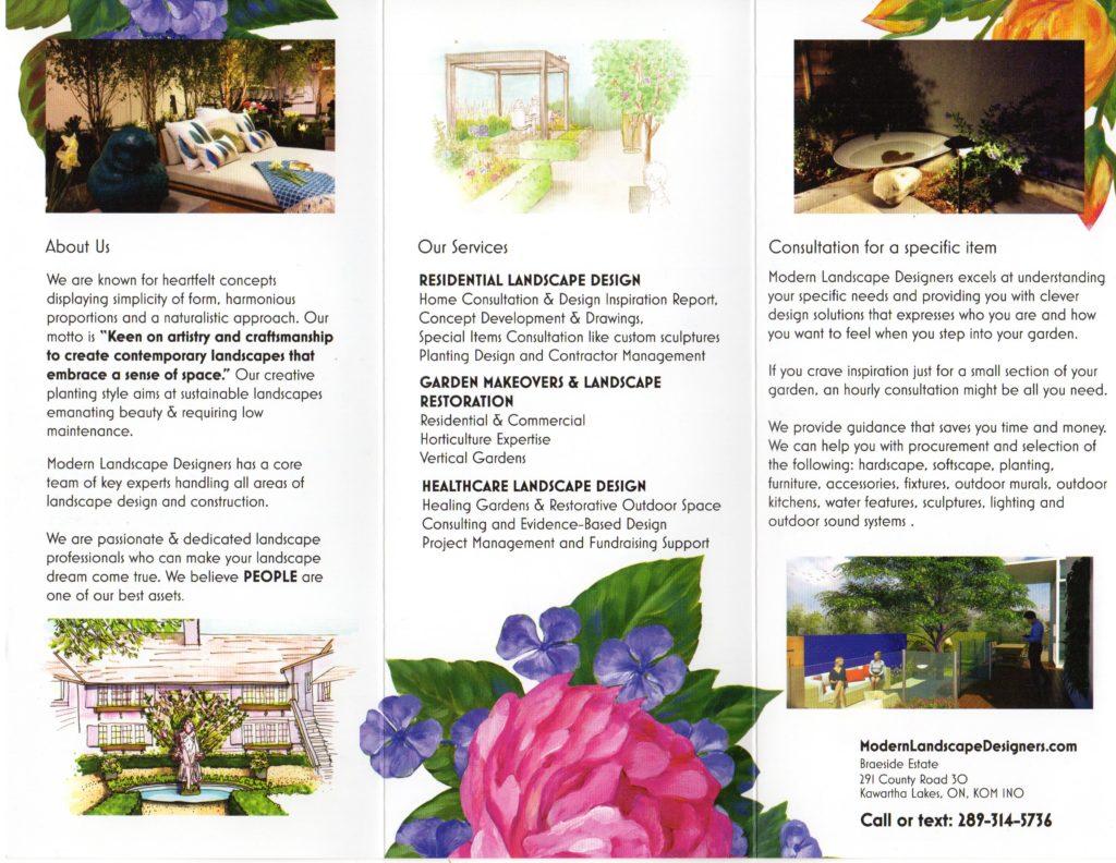 Modern Landscape Designers - Julie Moore