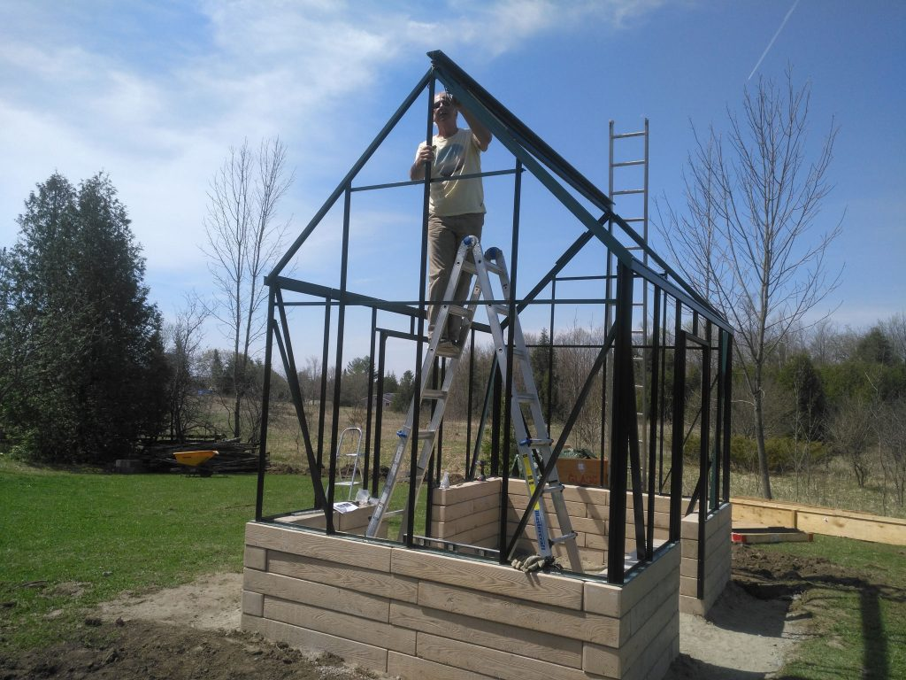 Construction-Greenhouse3ModernLandscapeDesigners